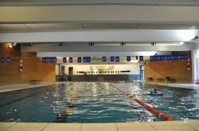 piscina coperta Laives